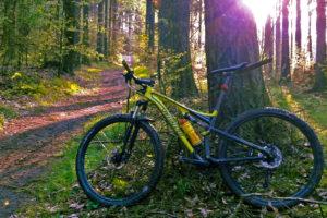 Jak jsem se vracel k horské cyklistice a učil se věřit sám sobě